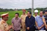Tai nạn thảm khốc, 13 người chết ở Quảng Nam: Bộ trưởng GTVT đến hiện trường