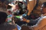 Nhân chứng vụ cô gái bị đâm trọng thương ở Hà Nội: 'Cô gái người đẫm máu nói bị người yêu đâm'