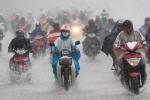 Áp thấp nhiệt đới mạnh lên, mưa lớn nhiều vùng trên cả nước