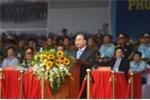 Thủ tướng dự lễ xuất quân và diễn tập bảo vệ Tuần lễ cấp cao APEC 2017