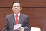 Video: Đại biểu Quốc hội chưa hài lòng với phần trả lời của Bộ trưởng GTVT