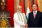 Chủ tịch nước Trần Đại Quang từ trần: Thủ tướng Ấn Độ gửi lời chia buồn