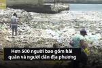 Sững sờ trước biển rác thải nhựa ở Cộng hòa Dominica