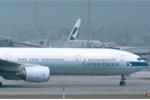 Bán nhầm vé hạng thương gia với giá rẻ, Cathay Pacific nói do 'lỗi kỹ thuật'