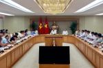 Thủ tướng phê bình 13 Bộ trưởng, Chủ tịch tỉnh