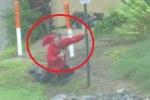 Clip: Phóng viên Mỹ suýt bị gió thổi bay trong siêu bão 'quái vật' Michael