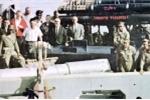 Mỹ từng đánh rơi và tìm kiếm quả bom bom nhiệt hạch mất tích thế nào?