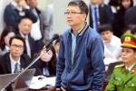 Luật sư đề nghị tuyên Trịnh Xuân Thanh không phạm tội tham ô tài sản