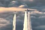 Lo ngại không tặc, Đức điều tiêm kích chặn máy bay chở 300 khách