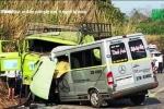 Những tai nạn thảm khốc liên quan tới xe rước dâu