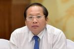 Tạm đình chỉ công tác Bộ trưởng Thông tin và Truyền thông Trương Minh Tuấn