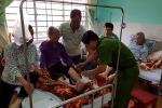 Công an đến tận giường bệnh làm chứng minh nhân dân cho cụ bà 80 tuổi