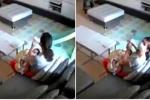 Bảo mẫu uống trộm sữa mẹ của bé sơ sinh để 'chữa thiếu máu'