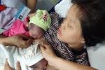Sản phụ ở Quảng Nam sinh đôi: Một bé sinh trong toilet, một bé ở bệnh viện