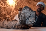Hé lộ bí mật trong mộ cổ 3.500 năm tuổi ở Ai Cập