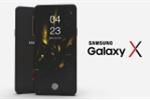 Ban dung Galaxy X voi man hinh tran vien, 3 camera hinh anh 1