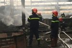 Video: Hiện trường vụ nổ như bom trong lò luyện thép khiến 2 người bị thương ở Hà Nội