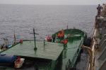 Bắt quả tang tàu Hàn Quốc vận chuyển trái phép gần 8.500 m3 xăng vào lãnh hải Việt Nam