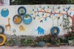 Video: Nơi tập kết rác biến thành vườn hoa đầy màu sắc ở Hà Nội