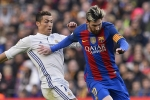 Dấu ấn El Clasico: Messi cho Ronaldo 'hít khói'