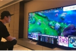 Thiếu gia Trung Quốc mua TV giá 1,7 tỷ đồng để xem đấu game trực tuyến