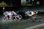 Hai xe máy đối đầu, người đàn ông chết thảm trên đường Hồ Chí Minh
