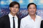 Nhan Phúc Vinh hào hứng đóng phim cùng cựu danh thủ Huỳnh Đức