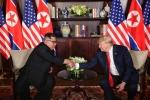 Ông Trump tuyên bố đàm phán với lãnh đạo Triều Tiên 'tốt ngoài sức tưởng tượng'