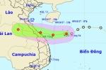 Áp thấp nhiệt đới khả năng mạnh lên thành bão trước khi tiến vào đất liền