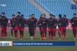 HLV Qatar lo ngại về tốc độ của U23 Việt Nam