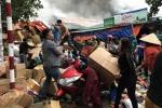 Nhiều tiểu thương chợ Vinh mất cả tỷ đồng, trắng tay sau vụ cháy