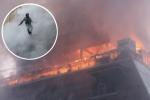 Cháy tòa nhà thương mại ở Hàn Quốc, hơn 20 người chết