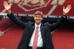 Arsene Wenger chia tay Arsenal: Tạm biệt biểu tượng bất tử