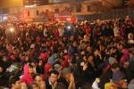 Clip: Nghìn người tràn kín đường dự lễ cầu an chùa Phúc Khánh