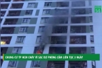 Cháy chung cư quận 2 Sài Gòn: Sạc dự phòng cắm liên tục 3 ngày