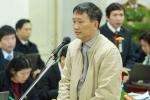 Bị cáo Trịnh Xuân Thanh khóc trước toà, nói 'có lỗi với anh Thăng, các anh lãnh đạo'