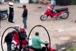 Video: Cảnh sát hình sự mật phục bắt nhóm trấn lột người đi nhầm đường ở cao tốc Pháp Vân - Cầu Giẽ