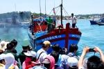 Vật thể lạ phát nổ, 3 ngư dân thiệt mạng ở Hoàng Sa