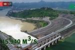 Video: Diễn tập điều hành xả lũ khẩn cấp hồ Hòa Bình