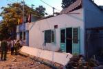 Sập mái hiên nhà, 3 phụ nữ chết thương tâm