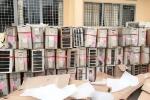 Bắt xe tải chở hàng điện lạnh không có hóa đơn chứng từ lao ầm ầm trong đêm