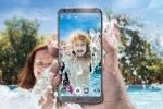 LG G6 ra mắt, tỷ lệ màn hình 18:9, chống nước, camera kép
