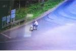 Nữ du khách bị sàm sỡ đến ngã xe tại Thái Lan
