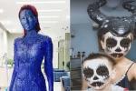 Băng Di, Thảo Trang hóa trang ấn tượng khiến fan 'đứng tim' dịp Halloween