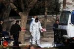 Xe tải đâm chết binh sĩ ở Jerusalem, tài xế bị bắn