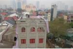 Clip: Biệt thự sai phép của ông Nguyễn Thanh Hóa nhìn từ trên cao