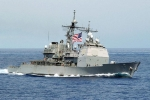 Chuyên gia Nga: Tuần dương hạm Mỹ thăm Việt Nam mạnh nhất thế giới