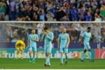 Thua sốc đội nhược tiểu, Barca vỡ mộng bất bại La Liga