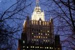 Trụ sở Bộ Ngoại giao Nga bị dọa đánh bom