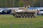 Video: Robot chiến đấu của Nga phô diễn sức mạnh